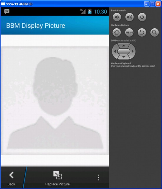 BBM Display Picture